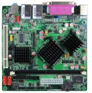 Best Intel 945GSE Mini-itx Motherboard Onboard ATOM N270 CPU wholesale