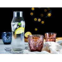 Best Tumbler Cup Solid Glass Products Whiskey Drinking Short Style Height 8.0cm wholesale