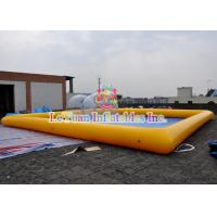 Best Large Inflatable Water Toys Ball Pool For Inflatable Water Sports wholesale