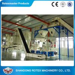 Best Customized wood pellet production line , biomass pellet machinery 5 tons per hour wholesale