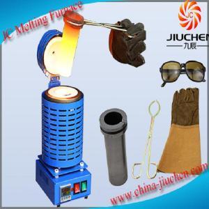 Electric Aluminum Crucible Melting Furnace for Sale