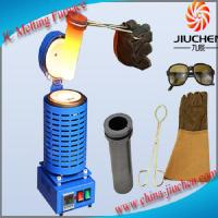 Cheap Electric Aluminum Crucible Melting Furnace for Sale for sale