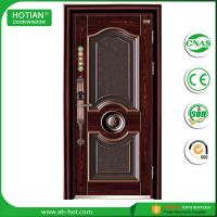Best main entrance anti theft steel door wholesale