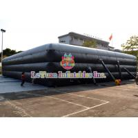 Best Falling Inflatable Air Bag With Fire Retardant Standard PVC Blower wholesale