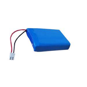 Best UN38.3 3400mAh 3.7V Rechargeable Battery Pack 4.2V Charging wholesale