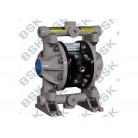 "Cheap 0.5"" vacuum Polypropylene Air Driven Diaphragm Pump with Non leakage for sale"