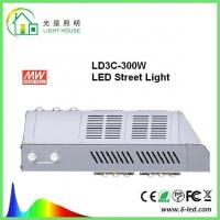 Best Aluminum Fluorescent Solar Powered LED Street Lights 300 w for Garden , High Lumen wholesale