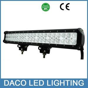 Best IP67 126w 6000k led light bar wholesale