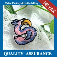 Best iron-on transfer embroidery patchese;hotfix transfer embroidery patch wholesale