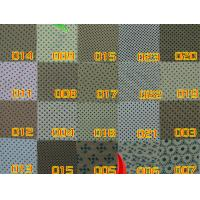 Best far IR spontaneous heating fabric tourmaline therapy fabric for protective clothing wholesale