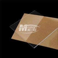 Best 3/8'' Thickness 4x8' Crystal Clear Plexiglass Acrylic Sheets 100% Virgin MMA wholesale