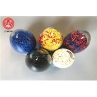 Buy cheap Colorful Rigid Pvc Granules , Flame Retardant Pvc Compound 70℃ Temperature Resistance from wholesalers
