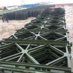 Best Nonstandard Bailey Bridge Deck Panels 1 Meter Easy Assemble For Steel Structure wholesale
