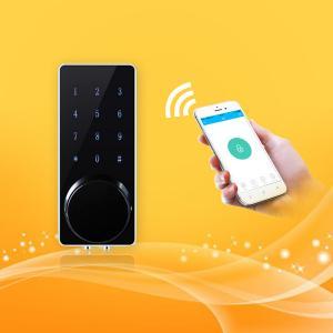 Best Keyless Finger Touch Keypad Control Password Door Lock Contactless Unlocking wholesale