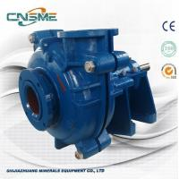 Best Mechanical Seal 6 / 4 D - AH Centrifugal Slurry Pump with External Flushing Water Sold to Malaysia wholesale