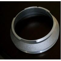 Quality Printing Aluminum Textile Machinery Parts Rotary Screen End Ring For Printing Machine wholesale