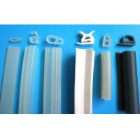 Best Custom Silicone Rubber Sealing Strips Oven Door Gasket , Durometer Shore 40-80A wholesale
