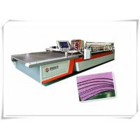 Quality Intelligent Cutting Blade Automatic Cloth Cutting Machine For Suitcase / House Hooding wholesale