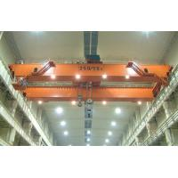 Buy cheap Multifunctional Travelling Overhead Crane Double Girder For Industrial Lifting Cargo from wholesalers