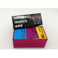 Best Multi Styles Disturbed Friends Party Game Group Card Games For Adults wholesale
