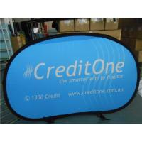 Best Custom Printed Popup A Frame Banners Full Color Digital Printing wholesale