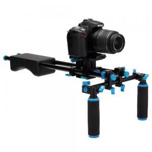 Best Camera Rig Set Shoulder Support Pad Movie Kit for DSLR wholesale