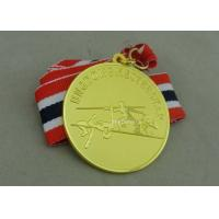 Best Copper Die Stamped Sport Meeting Awards Medals , Carnival Medals For Promotion wholesale