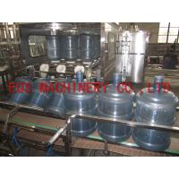 Best Fully Automatic 5 Gallon Filling Machine 450BPH 1 Filling Valves For Mineral Water wholesale