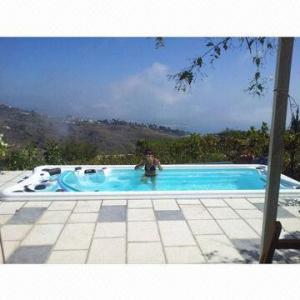 Best Endless/Wellness Swim Spa, Pool /Whirlpool/Combo Massage (Air and Whirlpool) wholesale