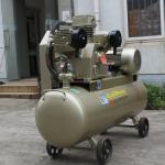 Best Ac Power Belt Driven15kw 0.8Mpa Piston Air Compressor With Air Tank KS Series wholesale
