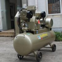 Best Ac Power Belt Driven15kw 0.8Mpa Piston Air Compressor With Air Tank KS Series wholesale