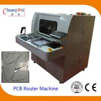 Quality Tab Routed Board Pcb Depaneling Router With 6000rpm KAVO Spindle wholesale