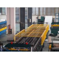 5.5KW Automatically Roof Sheet Roll Forming Machine 40GP Container