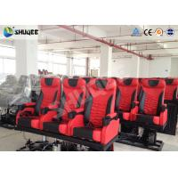 Best High Definition Projector 4d Theater System 100 Seats 7.1 Sound Speaker wholesale