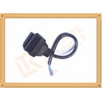 Best Black 16 Pin Obd Extension Cable Male to Female Cable CK-MF16D00F wholesale
