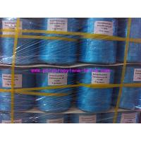 22500D Blue PP Raw Material Polypropylene Tying Twine Packing Rope SGS Certification