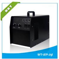 Best Electrical Corona Discharge Food Ozone Generator Black Air Cooling For Package Disinfection wholesale