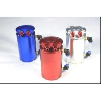 Best Customized Breather Oil Catch Tank , Engine Oil Catch Can Diesel JBR-1111 wholesale