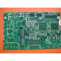 Best Immersion Silver 4 Layer Multilayer PCB Fabrication For Access Control / Printers wholesale
