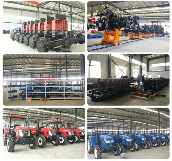 tractor workshop