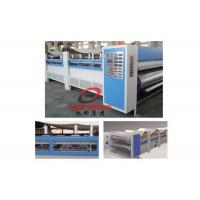 Best Five Layer / 5 Ply Corrugated Box Making Machine 1600mm Width 100m/Min Speed wholesale