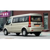Best White Dongfeng Mini Van / Electric Cargo Vans C35-LHD With Left Hand Driving wholesale