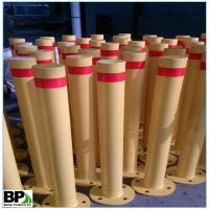 China Traffic Road Street bollards, road safety barrier,flexible steel bollards on sale
