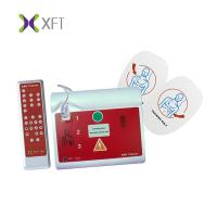 Best CPR AED Trainer , First Aid Kit XFT-120C With Separate Program / Voice Card wholesale