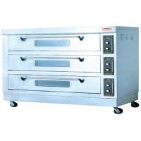 China Kitchen Stainless Steel Electric Baking Ovens 18KW With 3-layer 4tray FDX-36BQ on sale