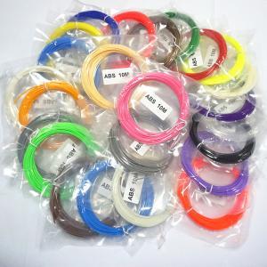 Best Colorful  3d pen filament factory custom cheap abs1.75mm filament wholesale