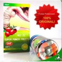 Quality Meizi Super Power Fruit Slimming Diet Pill Herbal Weight Loss Pills wholesale