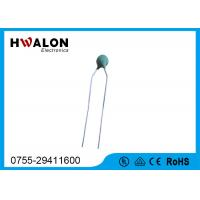Buy cheap Ceramic Composition Overheat Protection PTC Thermistor 40℃ - 110℃ Switch from wholesalers