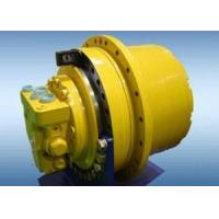 Best Kobelco SK30 SK32 SK35 Excavator Travel Motor Yellow MG26VP-02 49kgs With Gearbox wholesale