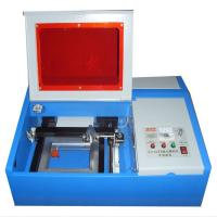 Best S3020 30x20cm mini laser cutting machine for engraving stamp and non metal wholesale